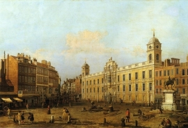Canaletto, Northumberland House