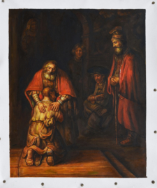 Rembrandt, De terugkeer van de verloren zoon