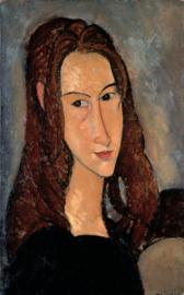 Modigliani, Jeanne Hebuterne 2