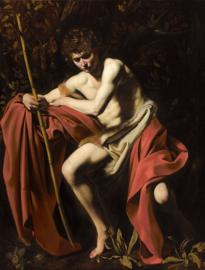 Caravaggio, Johannes de Doper