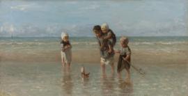 J. Israëls, Kinderen der zee