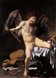 Caravaggio, Amor vincit omnia
