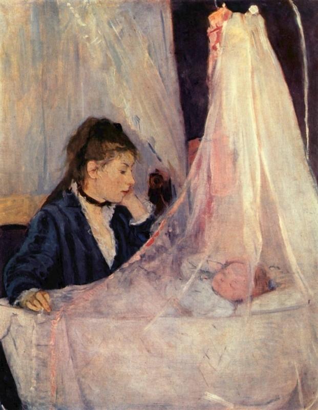 Morisot, Wieg