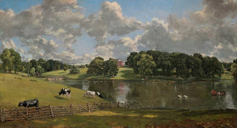 Constable, Wivenhoe Park