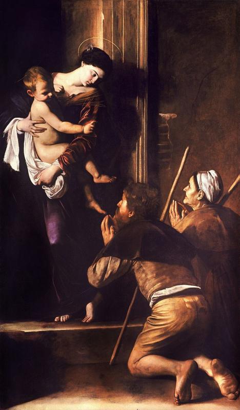 Caravaggio, Madonna di Loreto