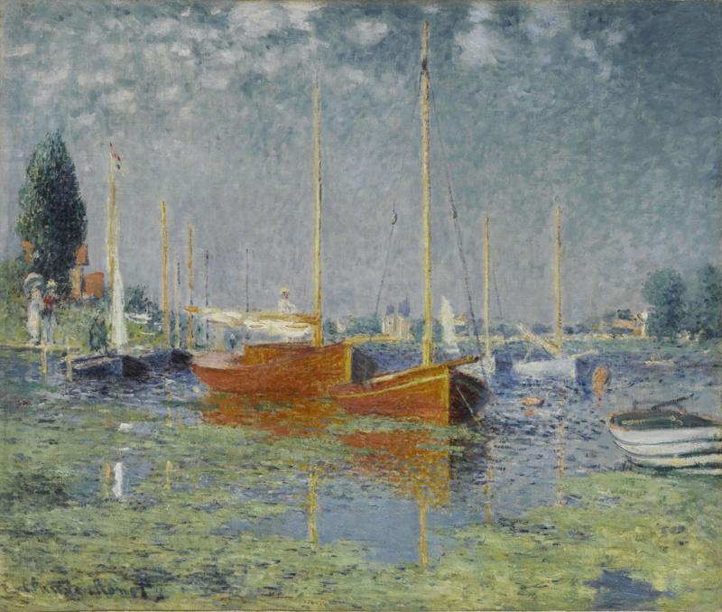 Monet, Argenteuil