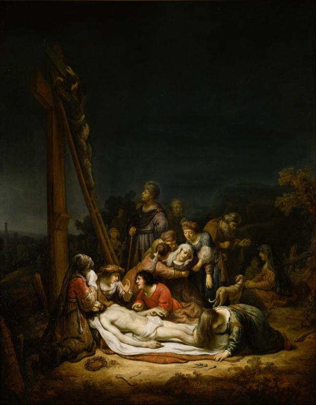 Flinck, De klaagzang
