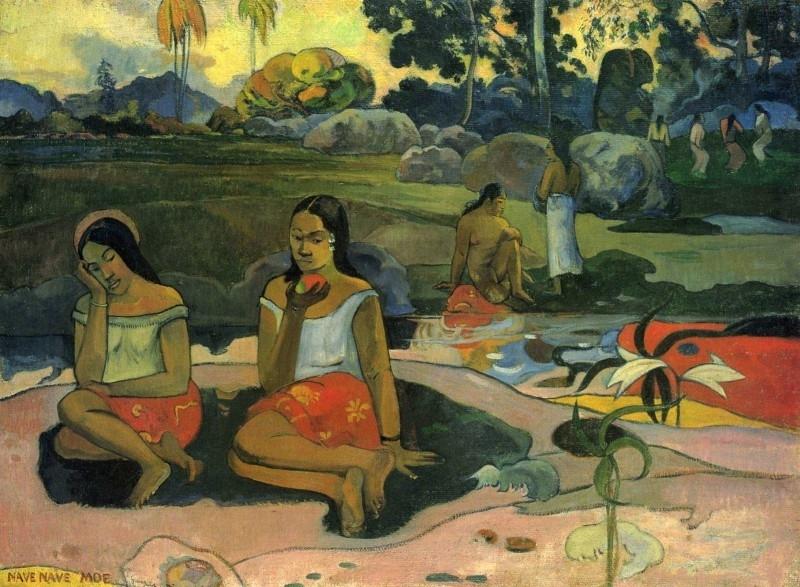 Gauguin, Het heerlijke mysterie