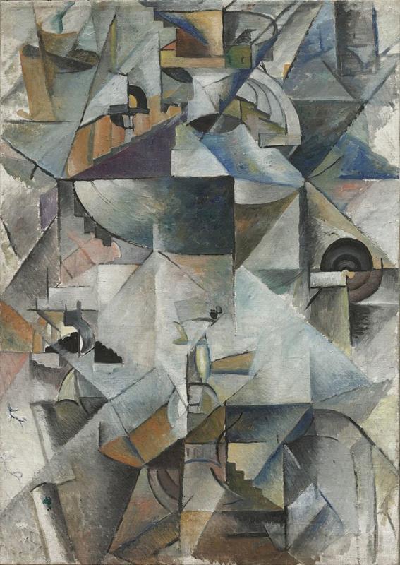 Malevich, Samovar