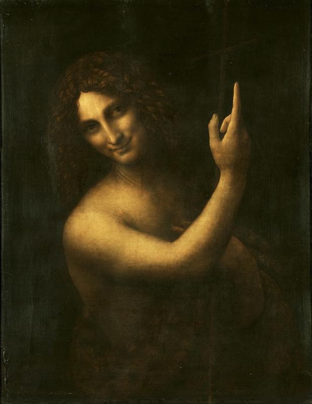 Da Vinci, Johannes de Doper