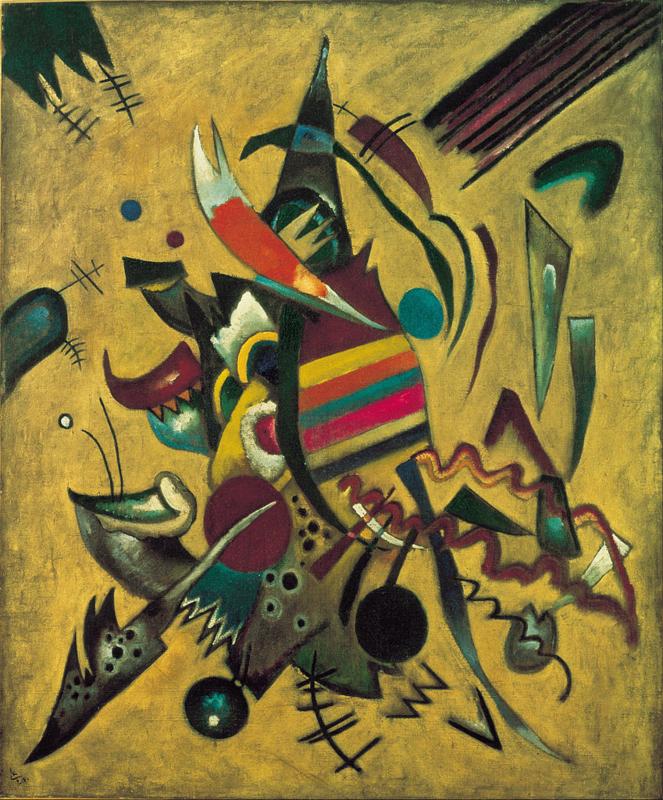 Kandinsky, Points