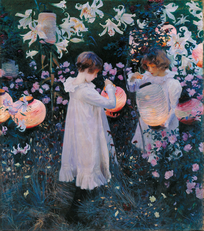 Sargent, Carnation, lily, lily, rose