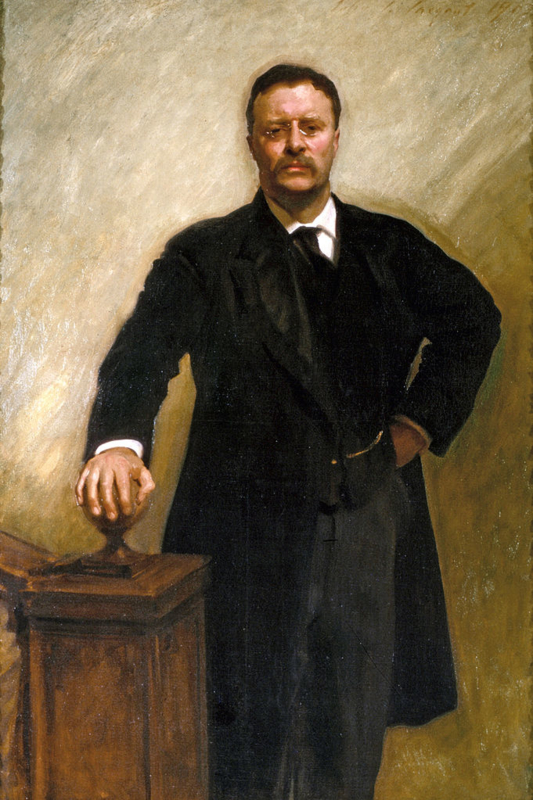 Sargent, Theodore Roosevelt