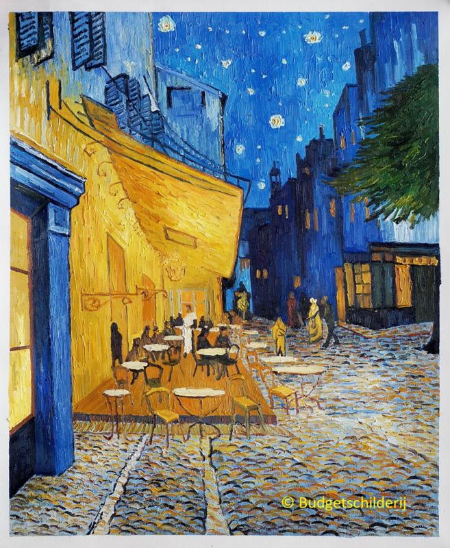 Van Gogh, Nachtcafe Place du Forum