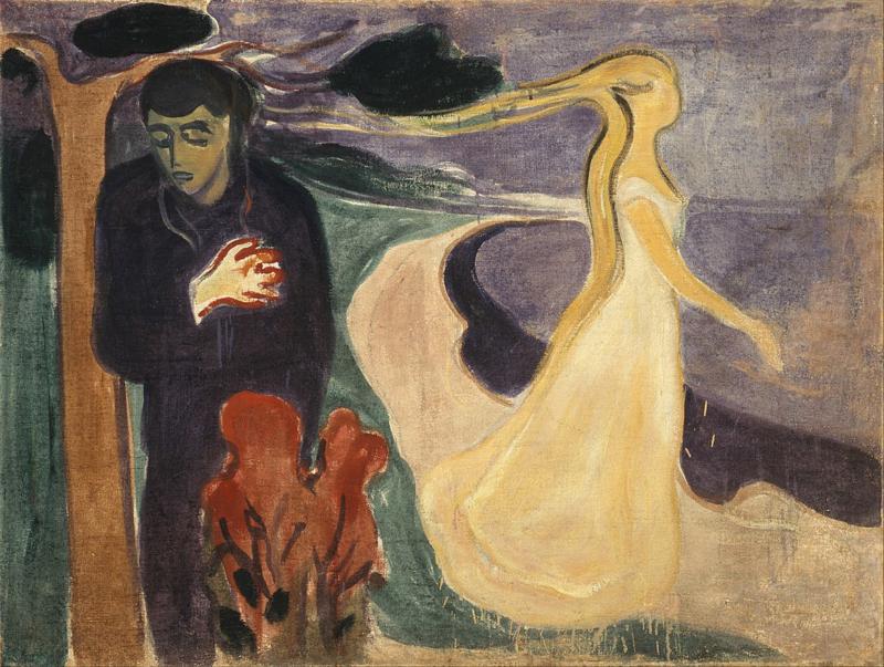 Munch, Separation