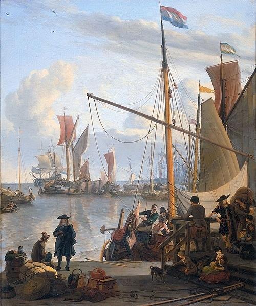 Bakhuysen, Het IJ van Amsterdam