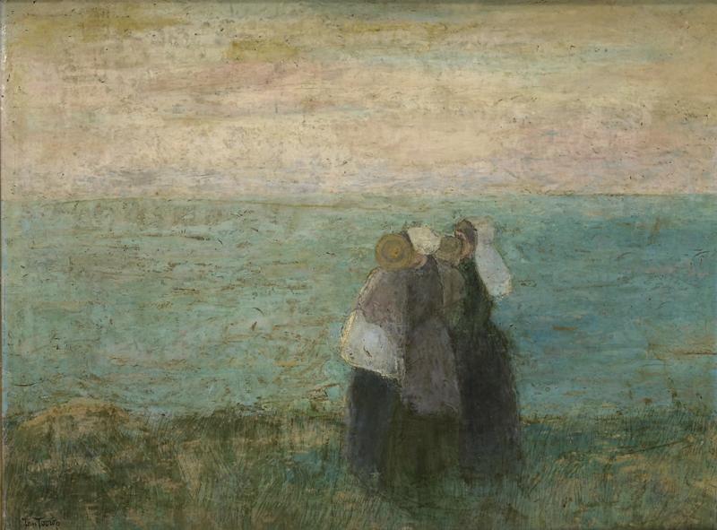 Toorop, Vrouwen aan zee
