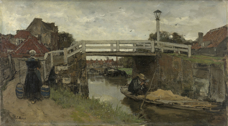 J. Maris, De brug