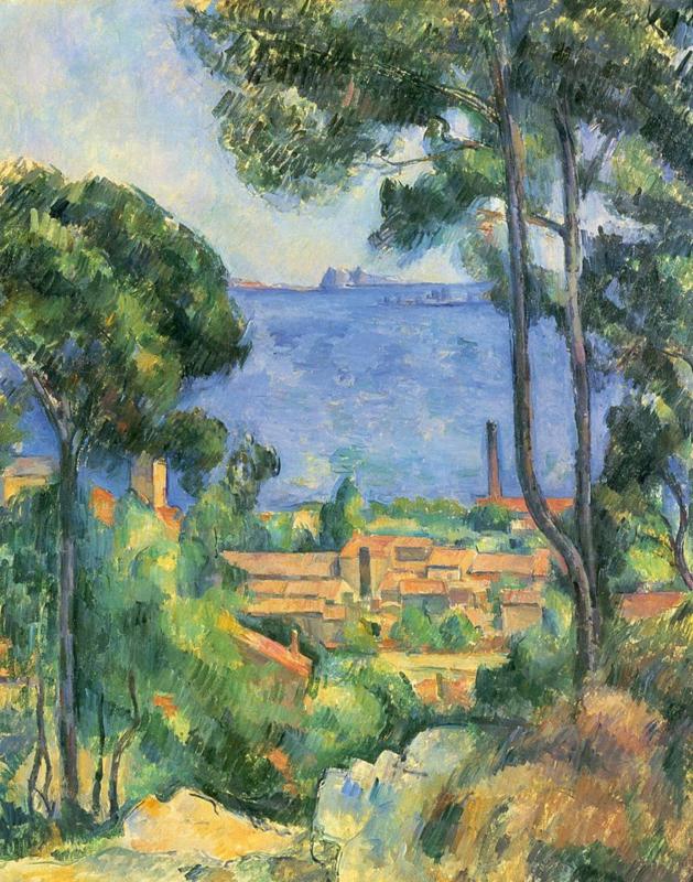 Cézanne, L'Estaque