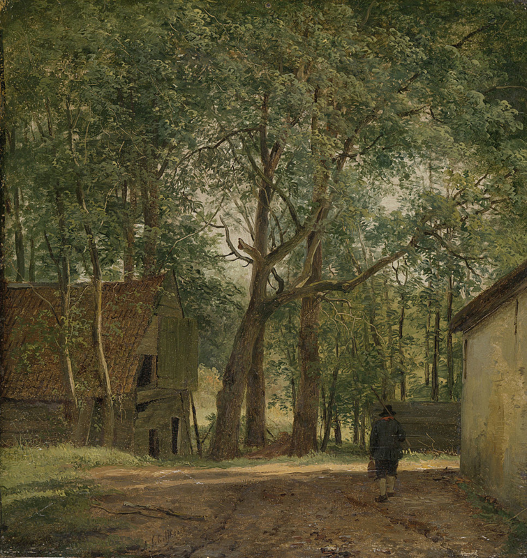 Schelfhout, Boerenerf