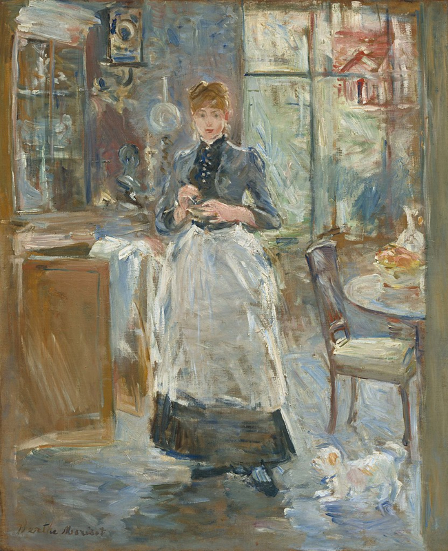 Morisot, In de eetkamer