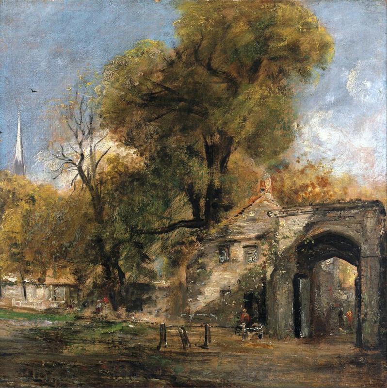 Constable, Harnham Gate