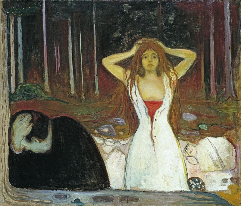 Munch, Ashes