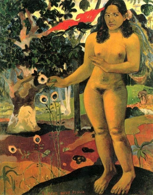 Gauguin, Heerlijk land