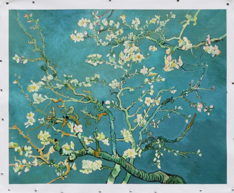 Van Gogh, Amandelbloesem
