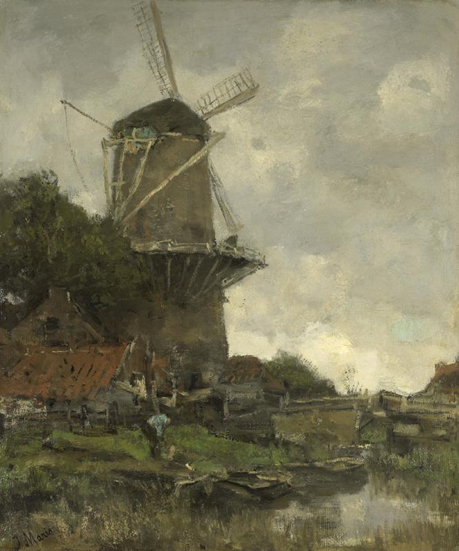 J. Maris, De molen