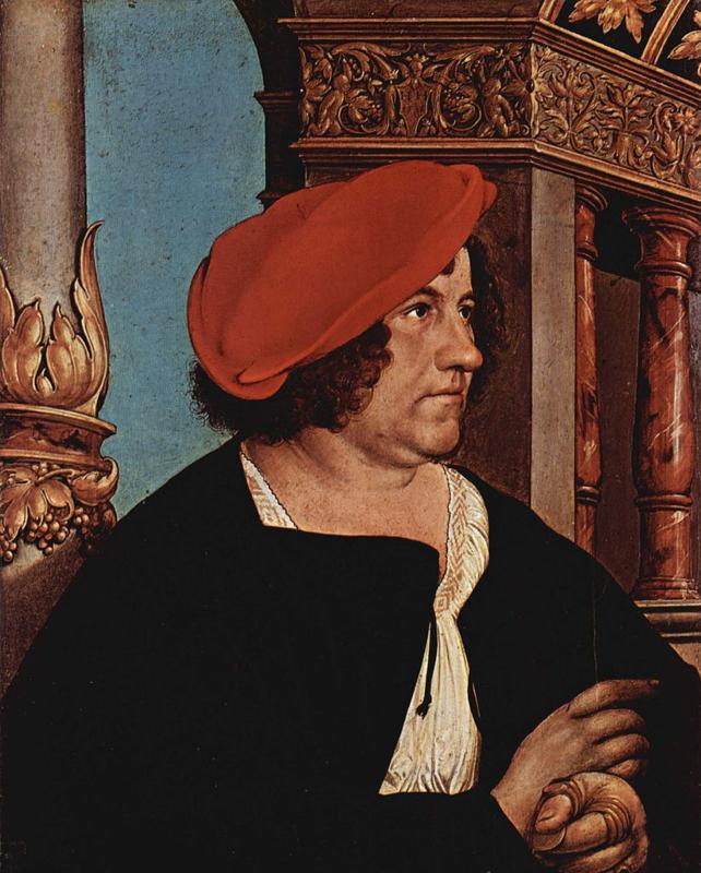 Holbein, Burgemeester Jakob Meyer