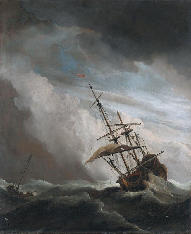 Van de Velde, De windstoot