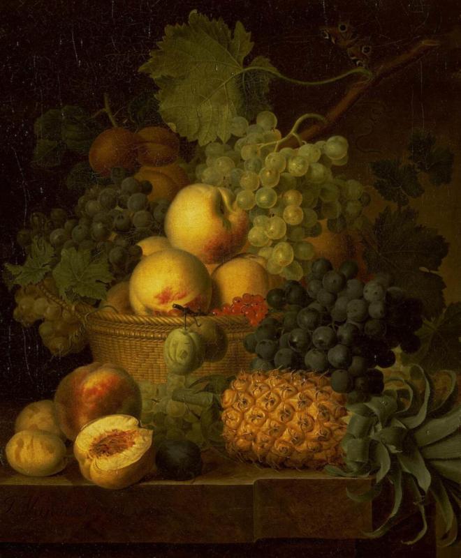 Van Dael, Fruitmand