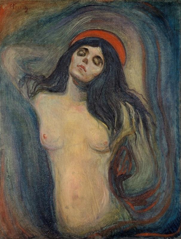 Munch, Madonna