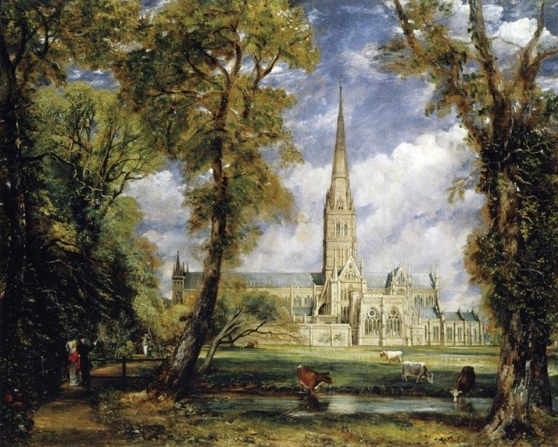 Constable, Salisbury Cathedral