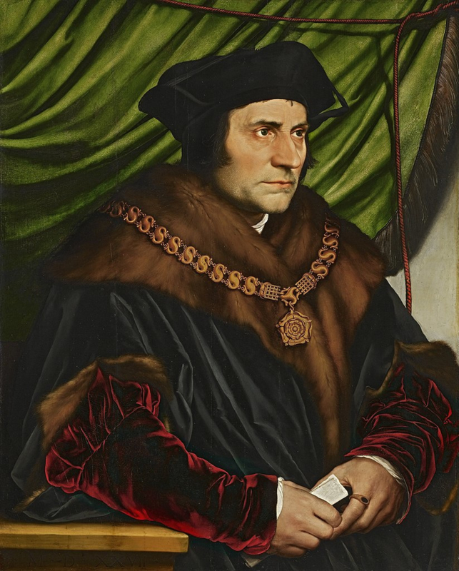 Holbein, Sir Thomas Moore