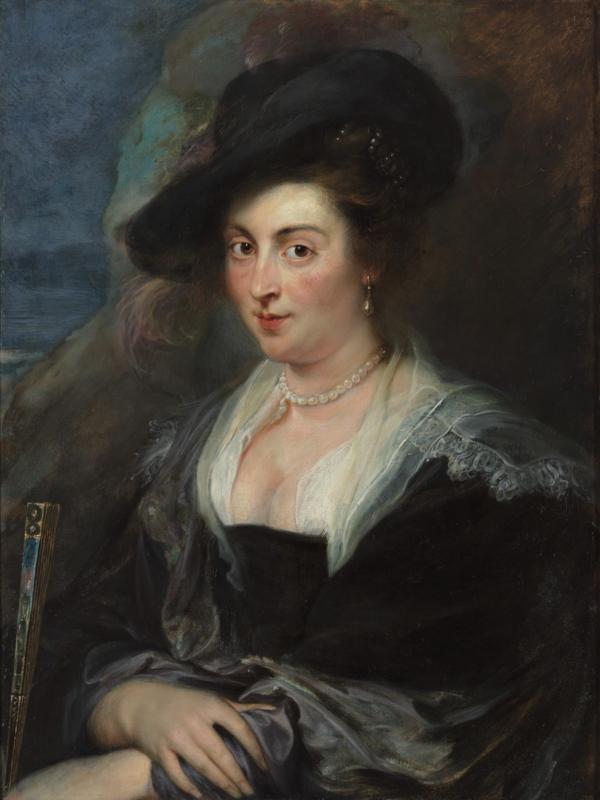 Rubens, Portret van een vrouw