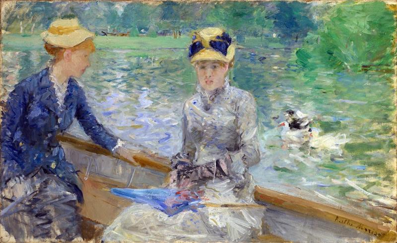 Morisot, Zomerdag