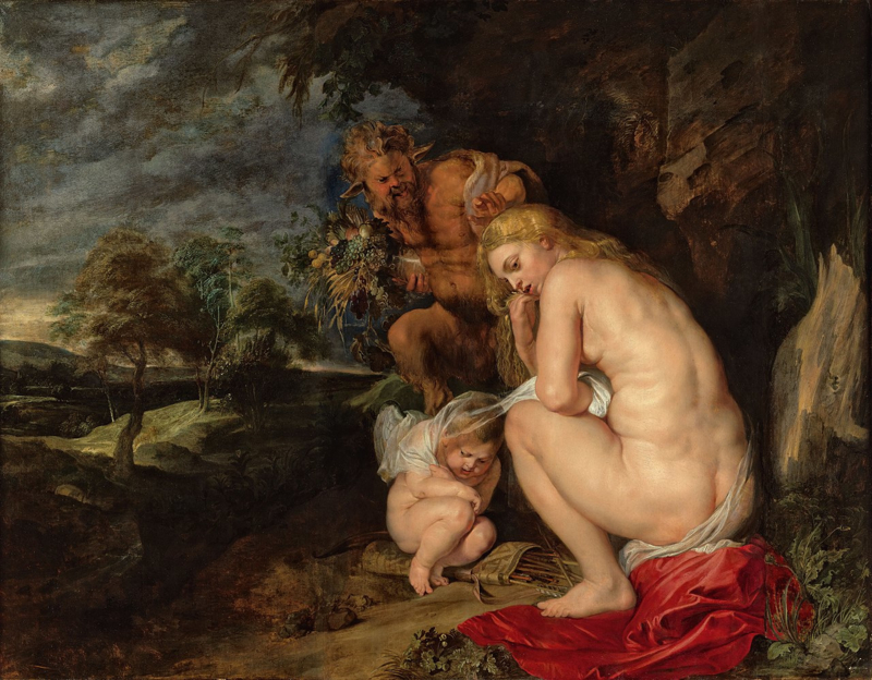 Rubens, Venus frigida