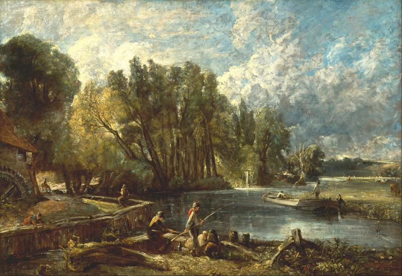 Constable, Stratford Mill