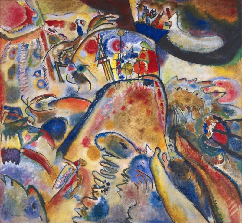 Kandinsky, Kleine genoegens