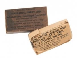 US Dressing, First Aid net naoorlogs - origineel