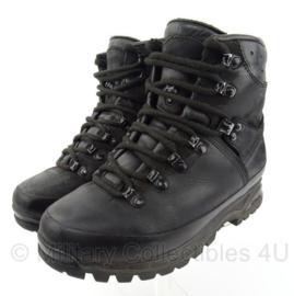 KL Nederlandse leger Meindl schoenen M2 - gedragen - maat 260B = 41B - origineel