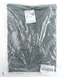 KL Koninklijke Landmacht Onderhemd korte mouw ondershirt korte mouw Hemd Vochtregulerend  - grijs/groen - nieuw in verpakking - MEDIUM - origineel