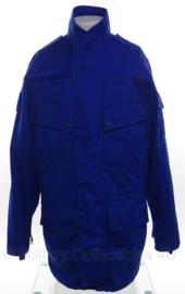 KL burger in dienst bij defensie PARKA met regenvoering  - blauw - meerdere maten - origineel