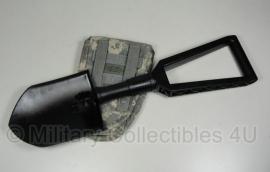US Army GERBER klapschep met hoes - topstaat - origineel
