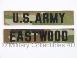 US Army OCP multicamo 'EASTWOOD' branch tape/naamlint SET