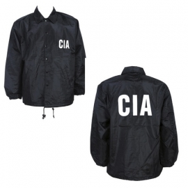 Windjack CIA - zwart
