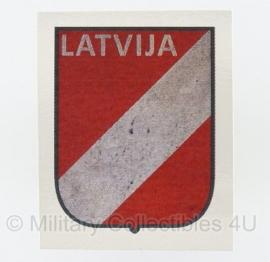 Litouwse SS Legioen 15e en 19e Waffen SS Divisie decal - LV007