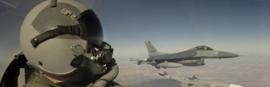 Gentex Visier voor US pilotenhelm HGU-55/P - ONGEBRUIKT  in de doos! - origineel!